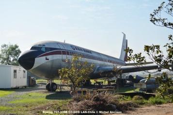 06 Boeing 707-330B CC-CCG LAN-Chile © Michel Anciaux
