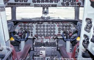 084 Douglas DC-6B MM61923 Italian Air Force © Michel Anciaux