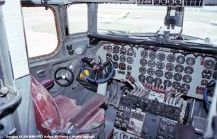 085 Douglas DC-6B MM61923 Italian Air Force © Michel Anciaux