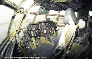 246 Boeing C-97L Stratofreighter N4580Q Stratolift © Michel Anciaux