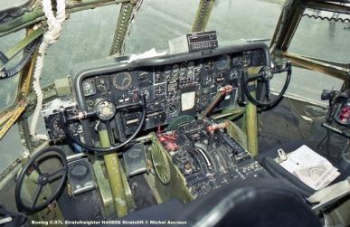 247 Boeing C-97L Stratofreighter N4580Q Stratolift © Michel Anciaux