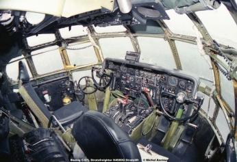 250 Boeing C-97L Stratofreighter N4580Q Stratolift © Michel Anciaux