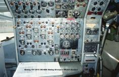 323 Boeing 707-351C OO-ABA Abelag Airways © Michel Anciaux