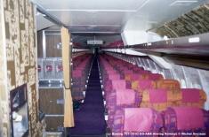 324 Boeing 707-351C OO-ABA Abelag Airways © Michel Anciaux