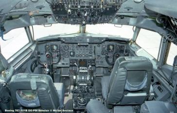 331 Boeing 707-321B OO-PSI Sobelair © Michel Anciaux