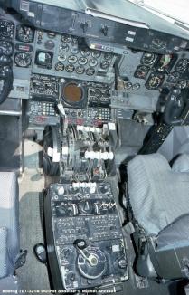 334 Boeing 707-321B OO-PSI Sobelair © Michel Anciaux