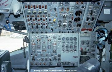 336 Boeing 707-321B OO-PSI Sobelair © Michel Anciaux