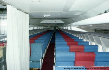 337 Boeing 707-321B OO-PSI Sobelair © Michel Anciaux