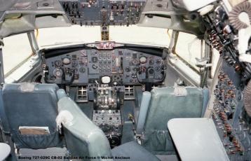 372 Boeing 727-029C CB-02 Belgian Air Force © Michel Anciaux
