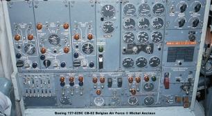 379 Boeing 727-029C CB-02 Belgian Air Force © Michel Anciaux