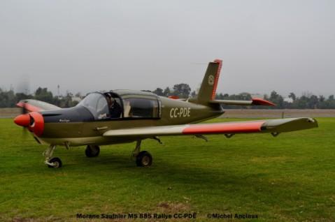 DSC_0127 Morane Saulnier MS 885 Rallye CC-PDE