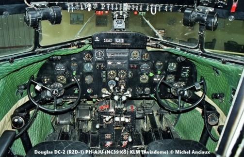 img0005 Douglas DC-2 (R2D-1) PH-AJU (NC39165) KLM (Aviadome) © Michel Anciaux