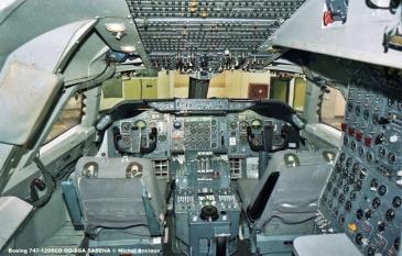 img149 Boeing 747-129SCD OO-SGA SABENA © Michel Anciaux