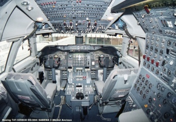 img159 Boeing 747-329SCD OO-SGC SABENA © Michel Anciaux