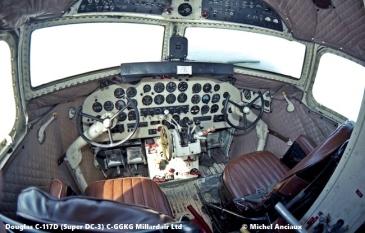 img245 Douglas C-117D (Super DC-3) C-GGKG Millardair Ltd © Michel Anciaux