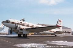 img248 Douglas C-117D (Super DC-3) C-GDIK Millardair Ltd © Michel Anciaux