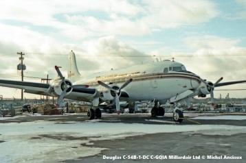 img339 Douglas C-54B-1-DC C-GQIA Millardair Ltd © Michel Anciaux