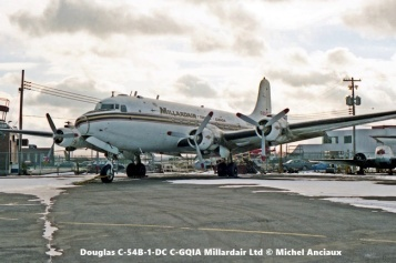 img340 Douglas C-54B-1-DC C-GQIA Millardair Ltd © Michel Anciaux