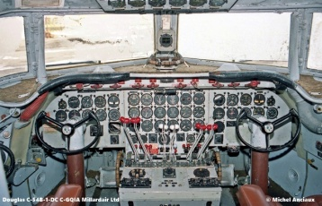 img342 Douglas C-54B-1-DC C-GQIA Millardair Ltd © Michel Anciaux