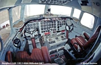 img349 Douglas C-54B-1-DC C-GQIA Millardair Ltd © Michel Anciaux