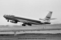 02 Boeing 707-338C N14791 TWA