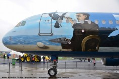 05 Airbus A320-214 OO-SNC ''Magritte Livery'' Brussels Airlines