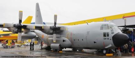 07 Lockheed C-130H ''CH-13 '' Belgium Air Force