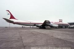 125 McDonnell Douglas DC-8-63CF LX-ACV Air India (Cargolux) © Michel Anciaux