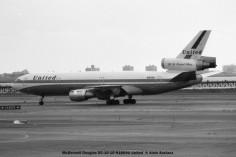 14 McDonnell Douglas DC-10-10 N1809U United
