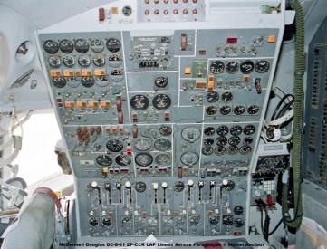 153 Douglas DC-8-61 ZP-CCR LAP Lineas Aereas Paraguayas © Michel Anciaux