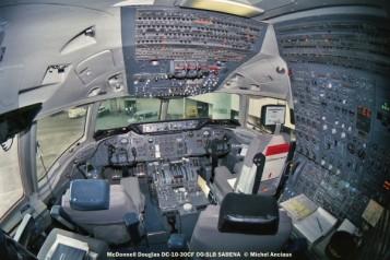 18 McDonnell Douglas DC-10-30CF OO-SLB SABENA