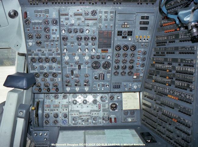 183 McDonnell Douglas DC-10-30CF OO-SLB © Michel Anciaux