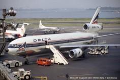 23 McDonnell Douglas DC-10-10 N605DA Delta