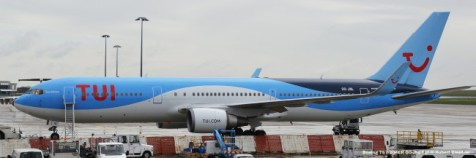 25 Boeing 767-304ER OO-JNL TUI
