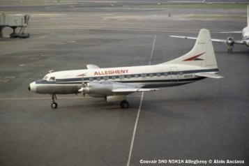 27 Convair 580 N5818 Allegheny