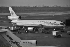 30 McDonnell Douglas DC-10-10 N61NA National