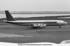 31 Boeing 707-351C N383US Northwest