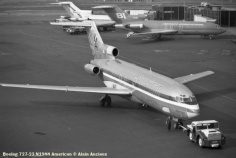 34 Boeing 727-23 N1988 American