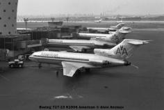35 Boeing 727-23 N1906 American