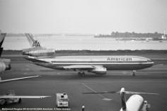 36 McDonnell Douglas DC-10-10 N115AA American