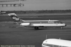 42 McDonnell Douglas DC-9-14 N3312L Southern