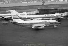 45 Boeing 737-201 N734N Piedmont