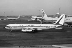 46 Boeing 707-328 F-BHSO Air France