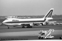 47 Boeing 747-143 I-DEMA Alitalia