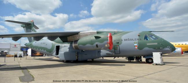 DSC_0165 Embraer KC-390 (EMB-390) PT-ZNJ Brazilian Air Force (Embraer)