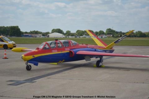 DSC_0240 Fouga CM-170 Magister F-GSYD Groupe Tranchant