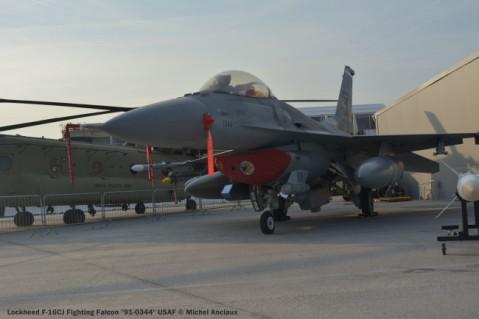 DSC_0512 Lockheed F-16CJ Fighting Falcon ''91-0344'' USAF