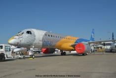 DSC_0531 Embraer 195 E2 STD PR-ZIJ Embraer