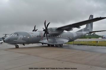 DSC_0694 EADS CASA C-295M ''023'' Polish Air Force