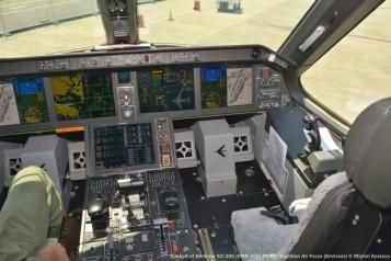 DSC_0765 Cockpit of Embraer KC-390 (EMB-390) PT-ZNJ Brazilian Air Force (Embraer)